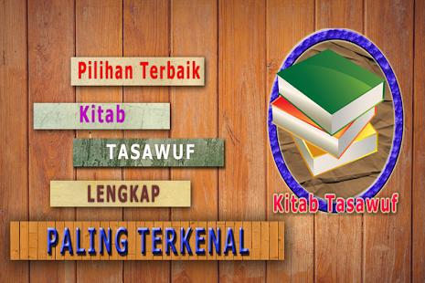 Kitab Tasawuf Terjemahan - náhled