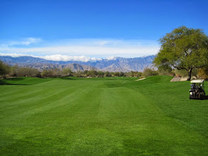 Photo: Desert Willow Golf Resort in Palm Desert, Calif. February 2014