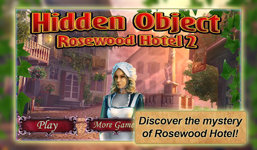 Rosewood Hotel 2 Hidden Object- screenshot thumbnail