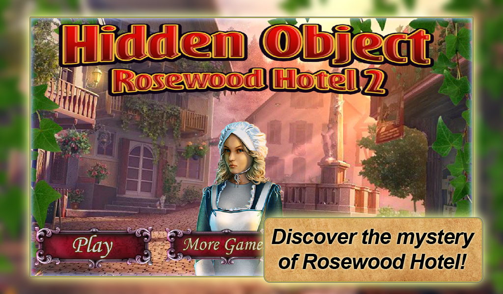 Rosewood Hotel 2 Hidden Object- screenshot