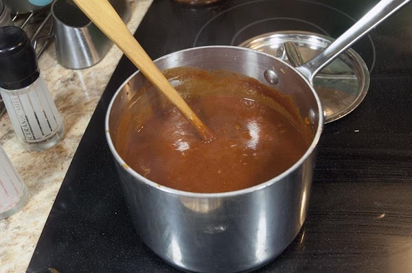 Take the mixture to a light simmer, and cook for 15 minutes, it should...
