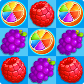 Tải Game Yummy Fruit Match 3