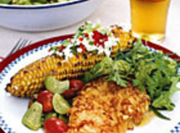 Hoosier Chicken With Potato Chip Crust Recipe