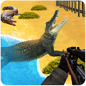 Deadly Crocodile Attack 3D​ 2018