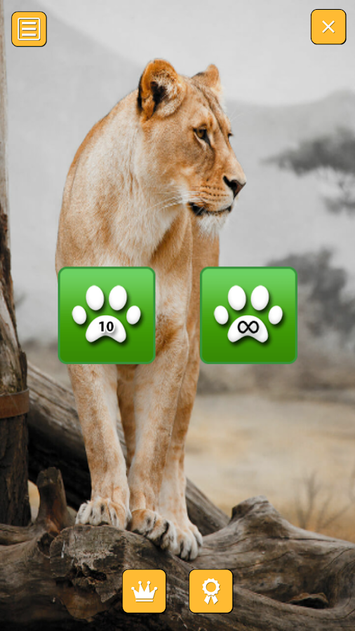 Animals! Trivial Quiz- screenshot