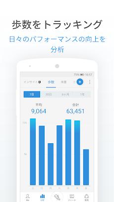歩数計/万歩計 : 人気の無料ウォーキングアプリ、ステップカウンター、カロリー計算、減量トラッカーのおすすめ画像2