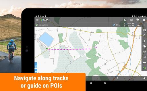 Locus Map Free - Hiking GPS navigation and maps 3.48.2 Screenshots 11