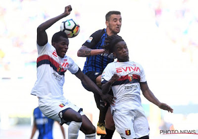 Serie A: la Lazio s'impose avec Jordan Lukaku titulaire et un but d'un ancien joueur de Pro League