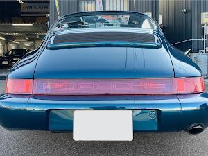 964 カレラ2 Carrera2のカスタム事例画像 Tano〰️さんの2019年11月16日15:06の投稿