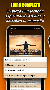 Download Una Vida con Propósito - 40 Días espirituales ⛪ For PC Windows and Mac apk screenshot 2