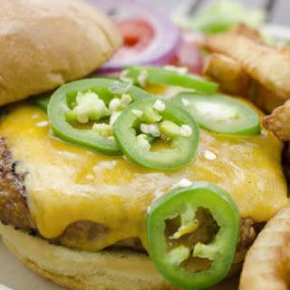 Jalapeño Hamburgers.