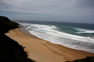Photo: Year 2 Day 145 -  Castle Cove on the Great Ocean Road