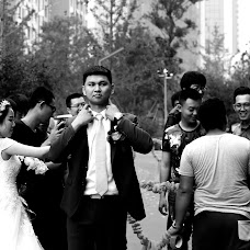 Wedding photographer Xiang Xu (shuixin0537). Photo of 13.01.2018
