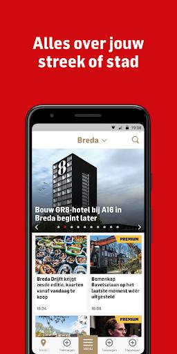 BN DeStem - Nieuws, Sport, Regio & Entertainment modavailable screenshots 3