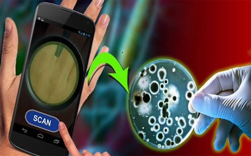 玩娛樂App|細菌スキャナシムいたずら免費|APP試玩