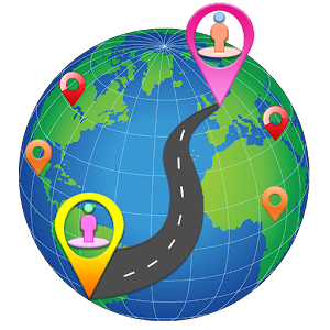 Offline world map atlas navigation route finder android apps offline world map atlas navigation route finder gumiabroncs Gallery