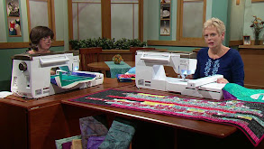 Quilt With an Embroidery Machine in 8 Easy Lessons, Part 2 thumbnail