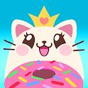 Greedy Cats: Kitty Clicker icon