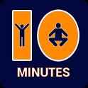 10 Minutes Workout icon