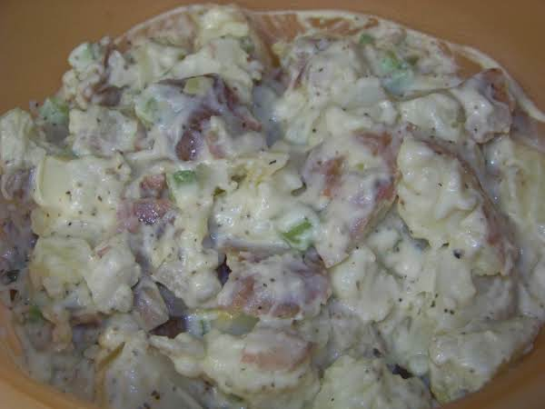 Janice Mcdaniel's Southern Potato Salad Recipe