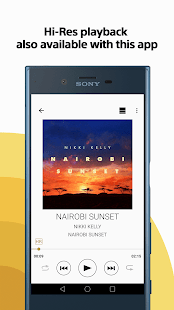 Sony | Music Center (SongPal) - Apps on Google Play