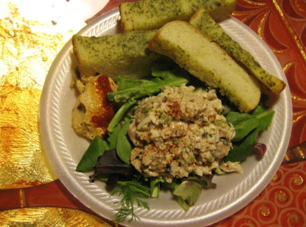 Health Meal & Salad In One Recipe