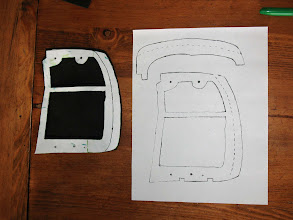 Photo: Front Parking Light Gaskets