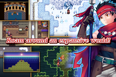 Legend of the Tetrarchs for iPhone/Android