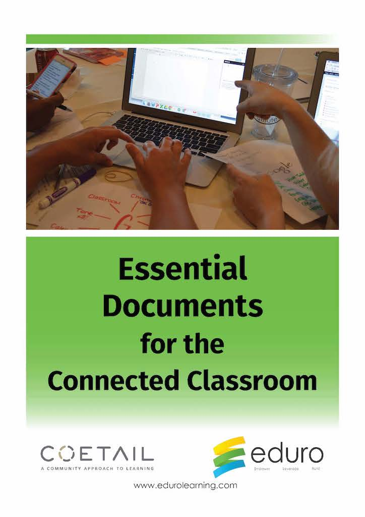PDF Cover: Essential Documents for the Connected Classroom