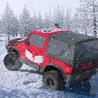 Offroad Snow Truck Mud Simulator