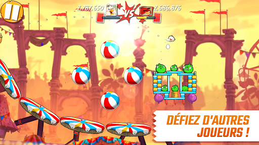 Angry Birds 2  captures d'u00e9cran 17
