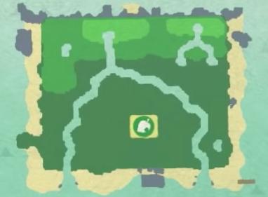 あつ 森 おすすめ 地形