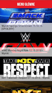 WrestlingNews- screenshot thumbnail
