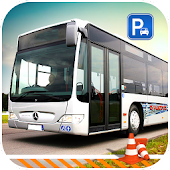 Real Coach Bus Parking Sim 3D