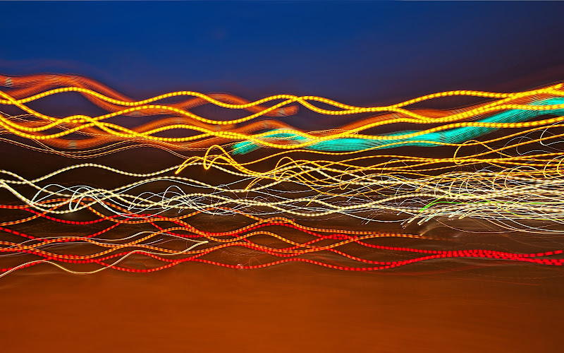 Streetlight waves di Dariagufo