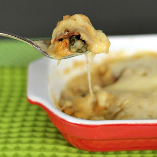 Sour Cream Chicken Spinach Enchiladas Recipes.