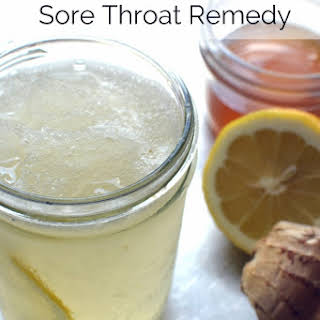 Miracle Slushie Sore Throat Remedy.