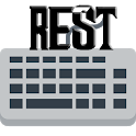 Keyboard with REST API icon