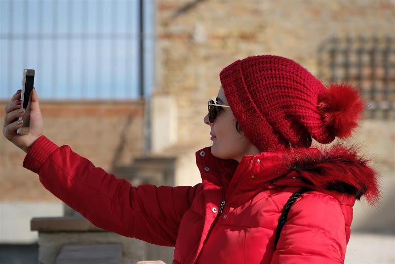 Irresistibile selfie di leorol