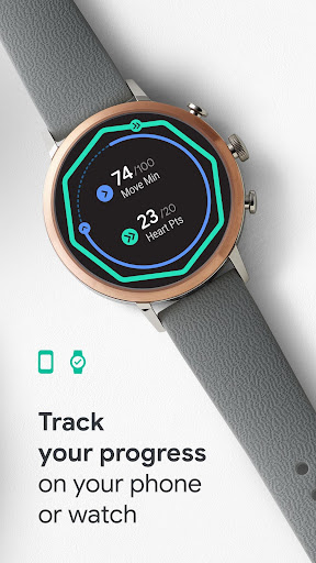 Google Fit: Health and Activity Tracking 2.25.30-130 screenshots 5