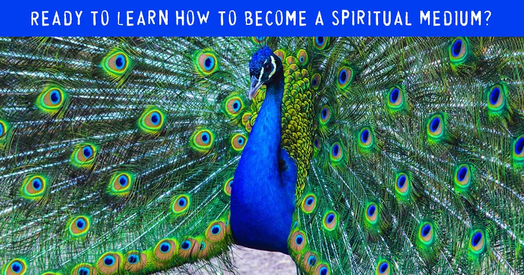 Ready to learn how to become a spiritual medium?