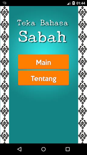 Teka Bahasa Sabah