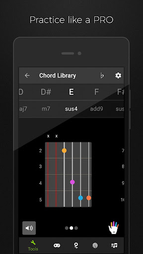 Guitar Tuner Free - GuitarTuna 4.6.6 screenshots 5