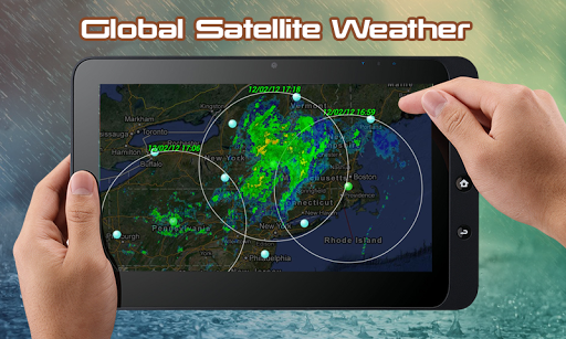 Global Satellite Live Weather Forecast Earth Map 4.4 screenshots 9