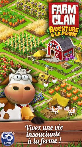 Code Triche Farm Clan®: Aventure à la ferme APK MOD (Astuce) screenshots 1