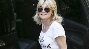 Anthea Turner: Death is easier than divorce