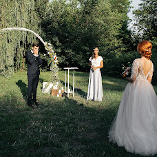 Wedding photographer Natalya Syrovatkina (syroezhka). Photo of 21.08.2017