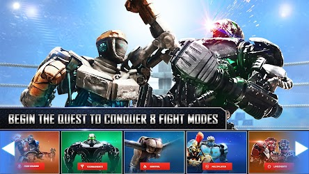 Real Steel CRACKED Apk 1.39.1 4