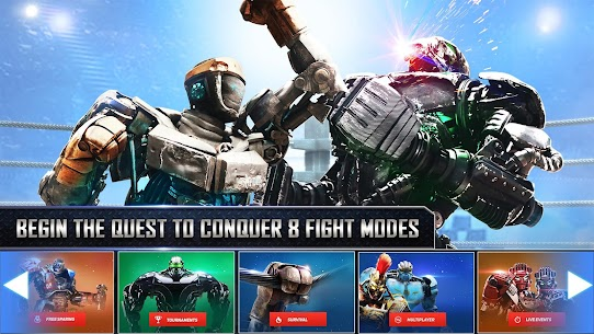 Real Steel HD 1.48.03 APK + Mod + Data for android 3