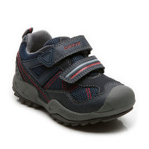 Geox New Savage Boy Trainer KID VELCRO